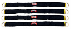 Trailer D Ring Axle Straps 4 Pack 5 500 Working Load Strength 30 Long