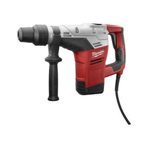 Milwaukee 1 9 16 In Heavy duty Sds max Rotary Hammer W Case New 5317 21
