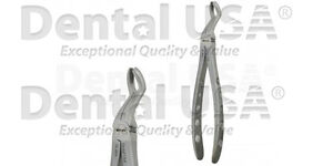 Dental Extraction Forceps Upper Molar F6 By Dental Usa 4979