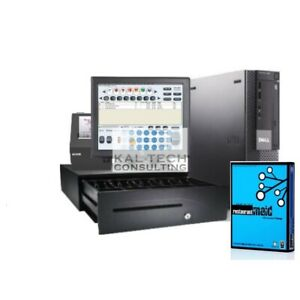 Pos Restaurant Bar Complete Pos System 1 Station New Restaurant Maid Software