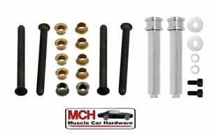 1968 72 Chevelle Door Hinge Roller With Pin Bushing 22 Piece Kit
