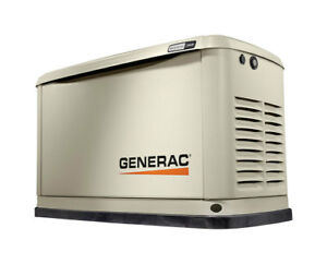 New 7036 Generac Guardian Series 16 16 Kilowatt Generator