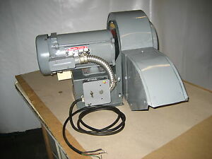 Industrial Blower With Dayton Capacitor Ac Motor