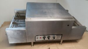 Holman 318hx Commercial Conveyor Pizza Oven Electric 1ph 208v