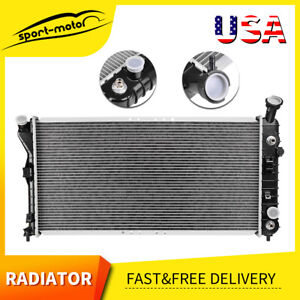 Radiator For 2000 2003 Chevy Monte Impala Ls Base 2002 2005 Buick 3 1l 3 4l 3 8l