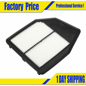 Brand New Engine Air Filter For Honda Accord Crosstour L4 2 4l Oe Quality
