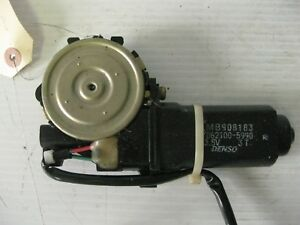 Mitsubishi Eclipse Gs 1998 Window Motor Driver Front Oem