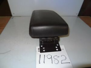 07 08 09 10 11 12 13 Impala Center Console Lid Without Police Package St 11982