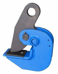 I lift Equipment Ippd1 Horizontal Plate Clamp 2200 Lb Working Load Limit