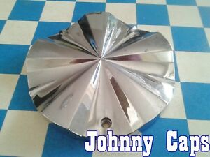 Zinik Wheels 72 Chrome Center Cap Z3 Custom Wheel Center Cap qty 1