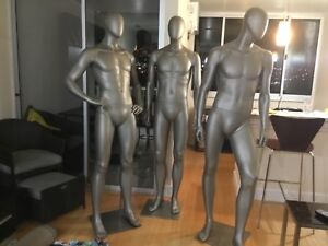 Almax Male Mannequins Full Body From Italy