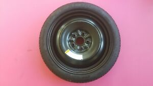 2016 2017 2018 Toyota Corolla Im 17 Compact Spare Tire Donut T125 70d17