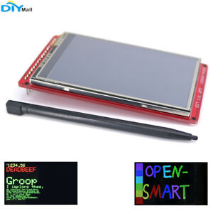 3 0 Tft Lcd Touch Screen Pen Resistive 400 240 Breakout Board For Arduino