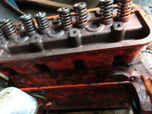 Allis Chalmers B c ca Engine Cylinder Head