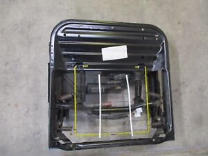 2001 Land Rover Discovery Ii Lh Left Front Driver Power Seat Track Assy W Motors