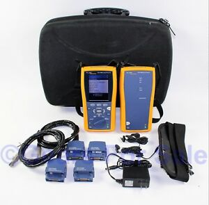 Fluke Dtx 1800 Cable Analyzer With Smart Remote