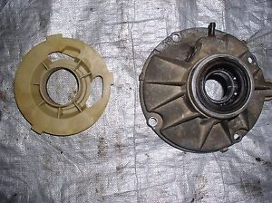 Ford 208f Transfer Case Extension Housing And Plastic Piece C 13630