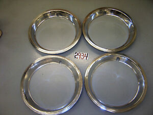 Camaro 15 X 6 Rally Wheel Trim Rings