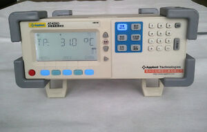 Temperature Meter 10ch Thermocouple 5ch Thermal Resistance Rs232 U Disk Port