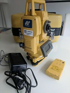 Topcon Gpt3007w Bluetooth Reflectorless Total Station