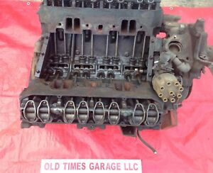 Mopar Chrysler Dodge Plymouth 413 Cubic Inch V 8 Fairly Complete Engine