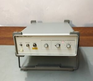 Hp Agilent 85640a Portable Tg Missing Tracking Generator Module Please Read