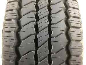 Used P265 70r17 113 H 13 32nds General Tire Ameritrac Tr