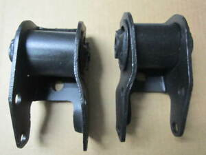 73 76 A Body Dodge Plymouth Engine Motor Mounts 318 340 360 Spool Mount