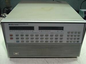 Hp 3852a Data Acquisition Control Unit T5553