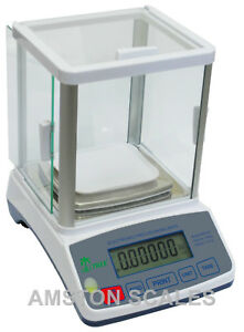 27 Off Used open Box 600 X 0 01 Gram 10 Mg Digital Scale Balance Refurbished