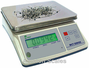 33 Off Refurbished used Counting Parts Coin Scale 6 6 X 0002 Lb 3 Kg X 0 1 G