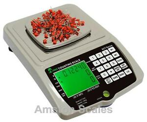 29 Off Used High Resolution Counting Scale 600 X 0 01 Gram Digital Refurbished