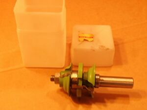 Large Green Big Grizzly Router Bit Tool