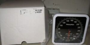Welch Allyn 7670 01 767 Wall Gauge Aneroid With Adult Bp Cuff