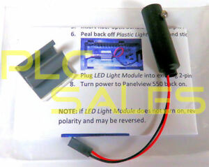 Allen Bradley 2711 nl1 led Panelview 550 Replacement Led Lamp
