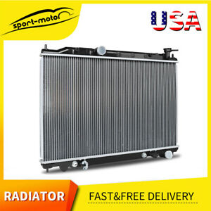 New Radiator 2578 For Nissan Fit 03 07 Murano S Se Sl 3 5l Lifetime Warranty