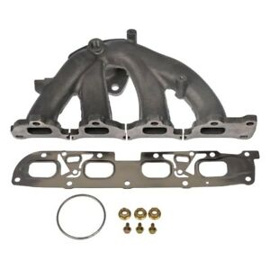 For Chevy Equinox 2010 2012 Dorman Cast Iron Natural Exhaust Manifold