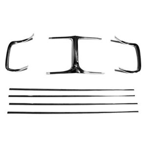 For Dodge Charger 1969 Goodmark Grille Molding Kit