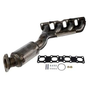 For Nissan Titan 07 13 Exhaust Manifold With Integrated Catalytic Converter