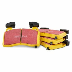 For Acura Rdx 2013 2018 Ebc Dp41896r Yellowstuff Front Brake Pads