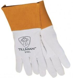 Tillman 25b m Deerskin Mig Tig Gloves Size Medium 12 Pair