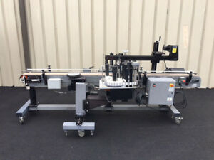 Avery Accraply Front Back Pressure Sensitive Labeler Ccl Watch Video
