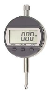 Digital Dial Gauge 0 31 32in Reading 0 0004in Accuracy 25 m
