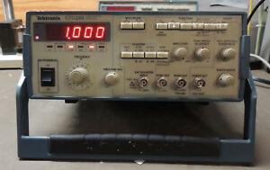 Tektronix Cfg280 11mhz Function Sweep Generator Excellent Tested