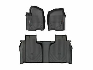 Weathertech Floorliner Mats For 2019 Chevy Silverado Gmc Sierra Crew Cab Bucket