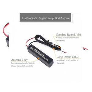 12v Car Motorcycle Stereo Radio Keenso Universal Electronic Hidden Antenna