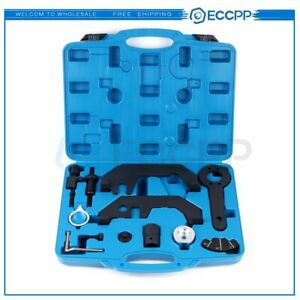 For Bmw N62 N73 Camshaft Cam Alignment Valve And Vanos Timing Master Tool Kit