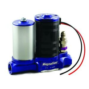 Magnafuel Electric Fuel Pump Mp 4450 Pro Star 500 Black blue For Gas Alcohol