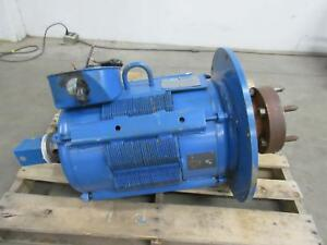 Dover Elevators Lincoln Electric 590bm2 Sm1747a1cn Elevator Duty Ac Motor 40