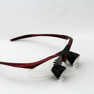 Dentist Binocular Loupes Ttl 3 5x Dental Surgical Magnifier Eyes Customized Hot